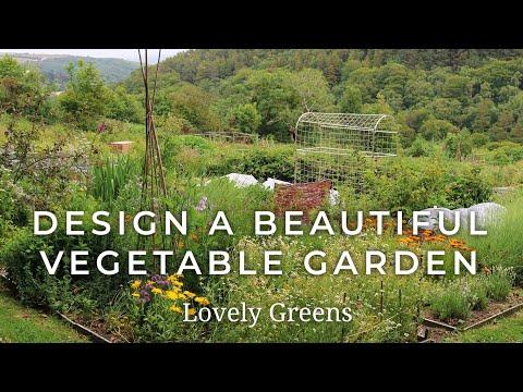 Genius Tips for Designing a Beautiful Vegetable Garden