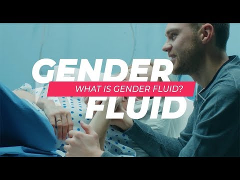 What is Gender Fluid?
