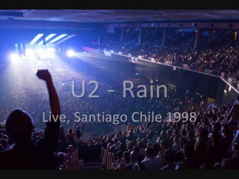 U2 - Rain (Beatles Cover) Live