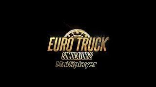 Euro Truck Simulator2 Мультиплеер[FullHD|PC] # Заїзд в честь дня народження мого друга Серьоги!