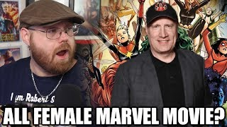 All Female Marvel Movie? & Kevin Feige is Promoted to CCO!!!