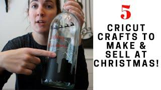 5 Cricut Crafts to Make & Sell