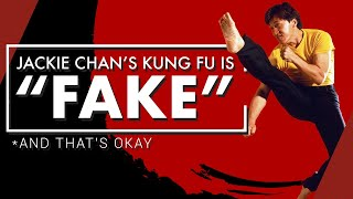 Jackie Chan's Kung Fu is