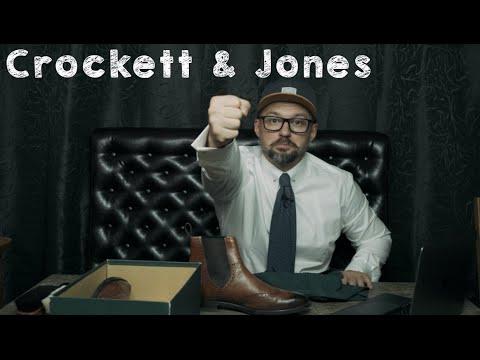 Купил обувь Crockett & Jones ? Ты должен знать...