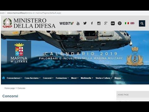 Calendario Marina Militare 2019.Fisica Concorso Marina Militare 2019
