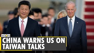 China opposes any contact between US and Taiwan | US former officials reached Taipei |  English News