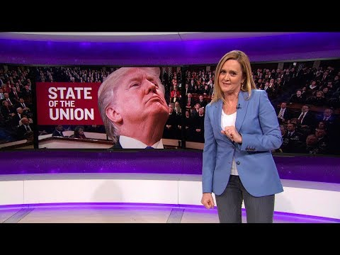 The Actual State of Our Union   January 31, 2018 Act 1   Full Frontal on TBS