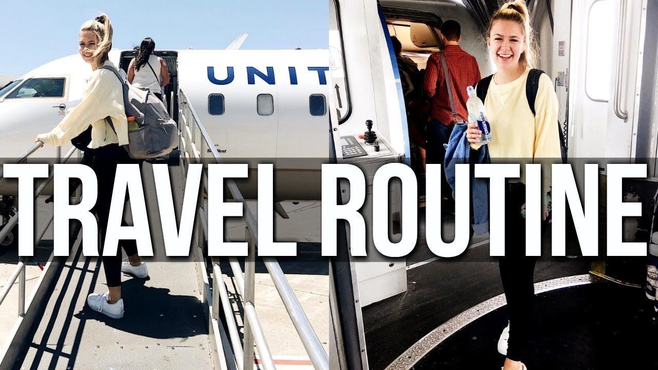 Travel Routine 2017