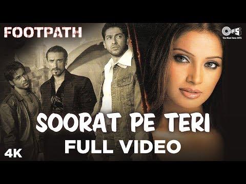 Soorat Pe Teri Pyar Aave - Video Song | Footpath | Emraan Hashmi & Aftab | Hema Sardesai, K.K