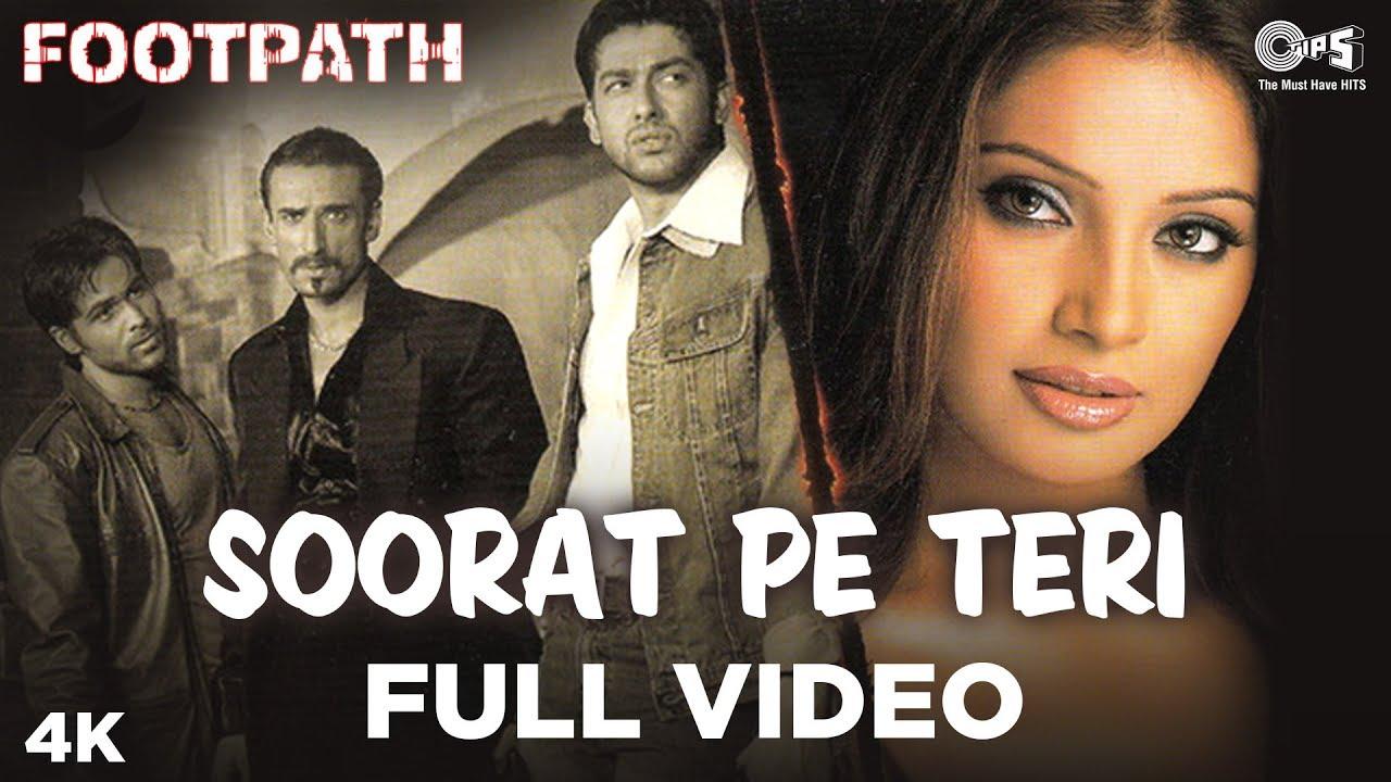 Download Soorat Pe Teri Pyar Aave Full Video - Footpath | Emraan & Aftab | Hema Sardesai & K.K