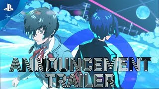 Persona 3: Dancing in Moonlight - Announcement Trailer | PS4, PS Vita