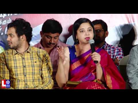 Actress Aishwarya Speech at Aambala Success Meet - Video HD