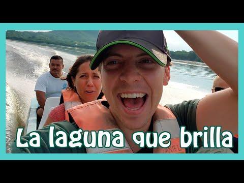 😱 ¡Esta Laguna brilla en las noches y está en México! - Chacahua