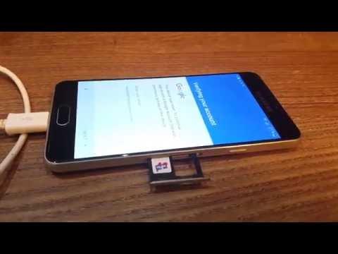 ✅ 2017 January Bypass Samsung Google account verification Any android device | No OTG |