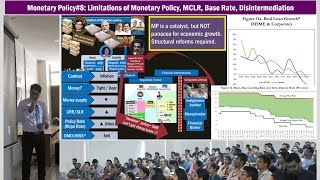 Monetary Policy#8: Limitations and Non-Transmission, Base Rate vs MCLR thumbnail