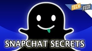 Snapchat's SECRET Features!