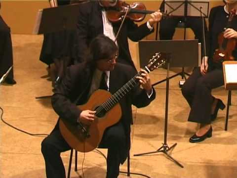 Joseph Haydn Concerto for Guitar and Orchestra in C Major Ho