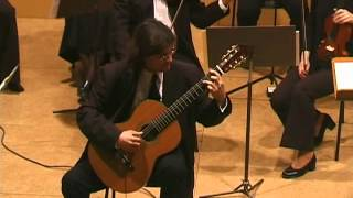 Joseph Haydn Concerto for Guitar and Orchestra in C Major HobVIIb/1
