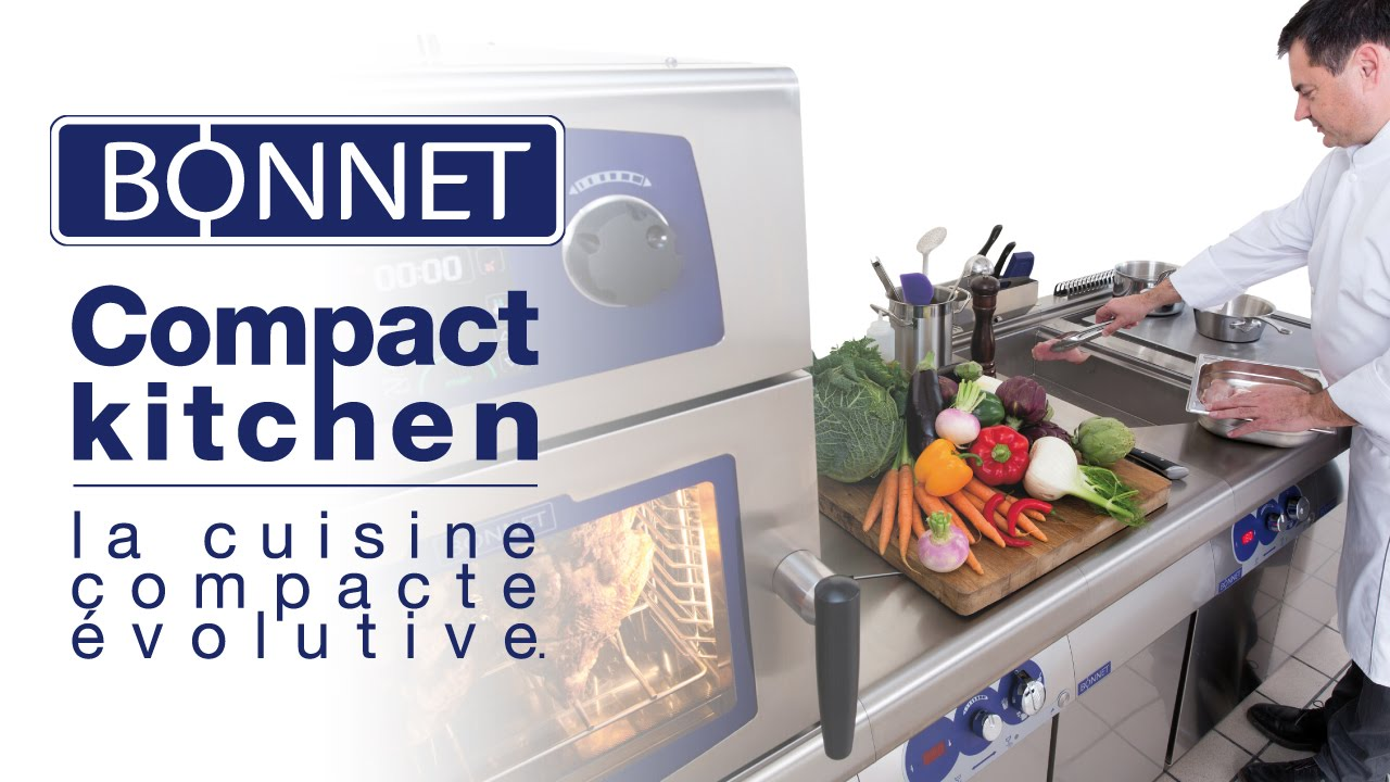 Compact kitchen youtube - Bonnet thirode grande cuisine ...