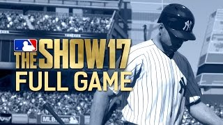 Playing A Full Game In MLB The Show 17