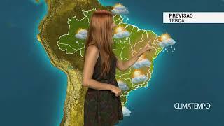 Previsão Brasil - ASAS começa a ganhar força