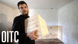 Amazing DIY Custom Bedroom Woodwork - [Home Remodel #13]