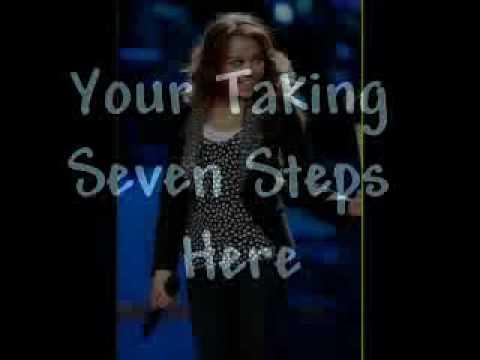 Miley cyrus 7 things with lyrics