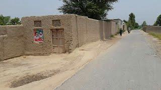 Pakistani Punjab Village Tour On Bicycle | Rural Life Part 3