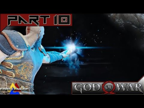 LONG ROAD TO RUIN   God of War Playthrough - Part 10