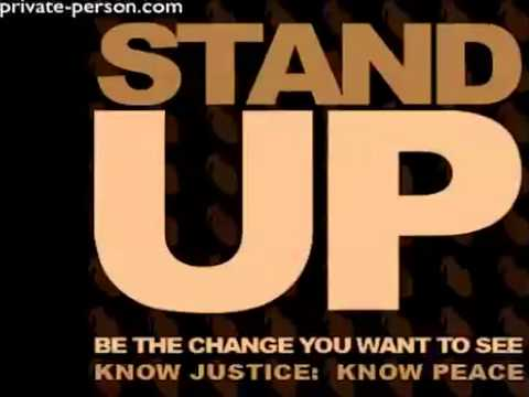 Stand Up In Court | Sui Juris | Pro Se | natural person | private person