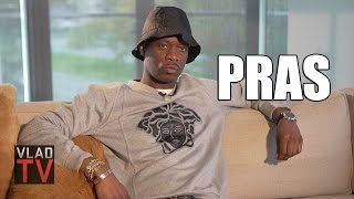 Pras: People are Scared of Haitians Because We