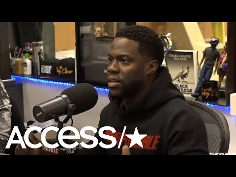 Kevin Hart Gets Real About His Cheating Scandal In New Radio Interview   Access
