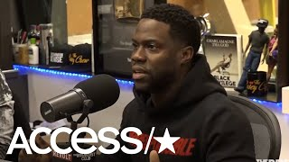 Kevin Hart Gets Real About His Cheating Scandal In New Radio Interview | Access