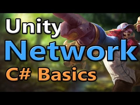 Unity | Network a Game