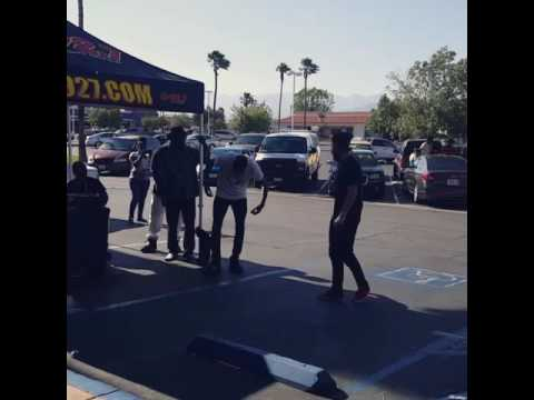 BADHABIT KRUMPING FOR U92.7 RADIO STATION