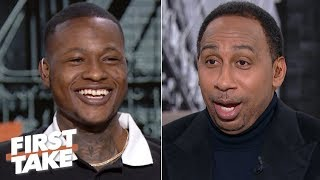 Terry Rozier admits he 'might have to go' if the Celtics don't shake up the roster | First Take