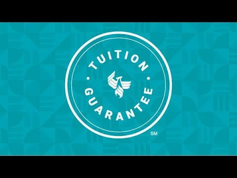 Your New Tuition Guarantee - University of Phoenix