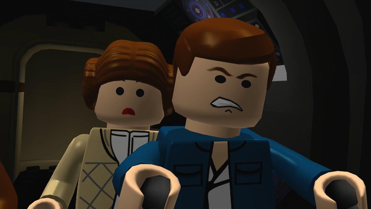 lego star wars: the complete saga - walkthrough part 27