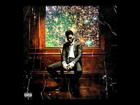 Kid Cudi-The Mood ALBUM VERSION | Man On The Moon II: The Legend of Mr. Rager (2010)