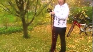 Уроки Скандинавской ходьбы(, 2012-10-31T09:56:06.000Z)