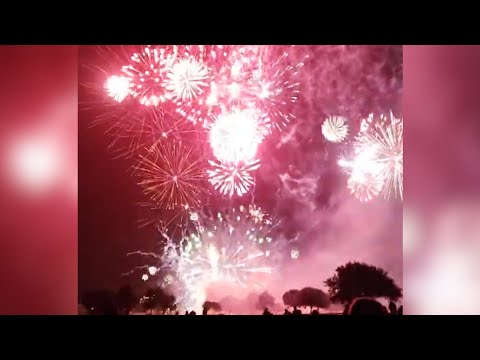 2020 July 4th fireworks go horribly wrong I Bought The World's Largest Firework ($600,000) indir