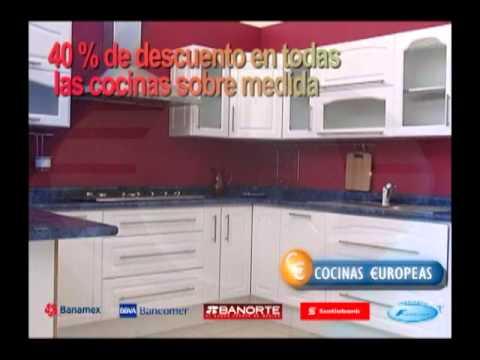 Cocinas europeas ahora en zacatecas v2 youtube for Cocinas europeas