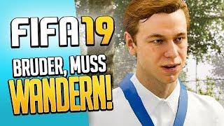 FIFA 19: THE JOURNEY ⚽ 031: Bruder, muss wandern, schüss!
