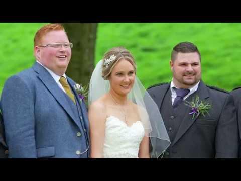 Jen & Andy's Peebles Hydro Hotel Wedding Highlights