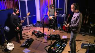 "Ride performing ""Vapour Trail"" Live on KCRW"