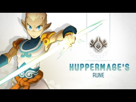 WAKFU Classes - Huppermage's Rune