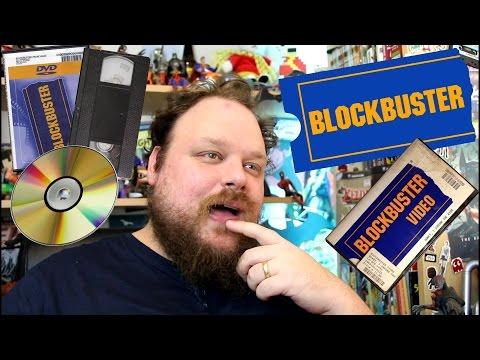 Working at Blockbuster Memories (Chris Stuckmann Video Response)