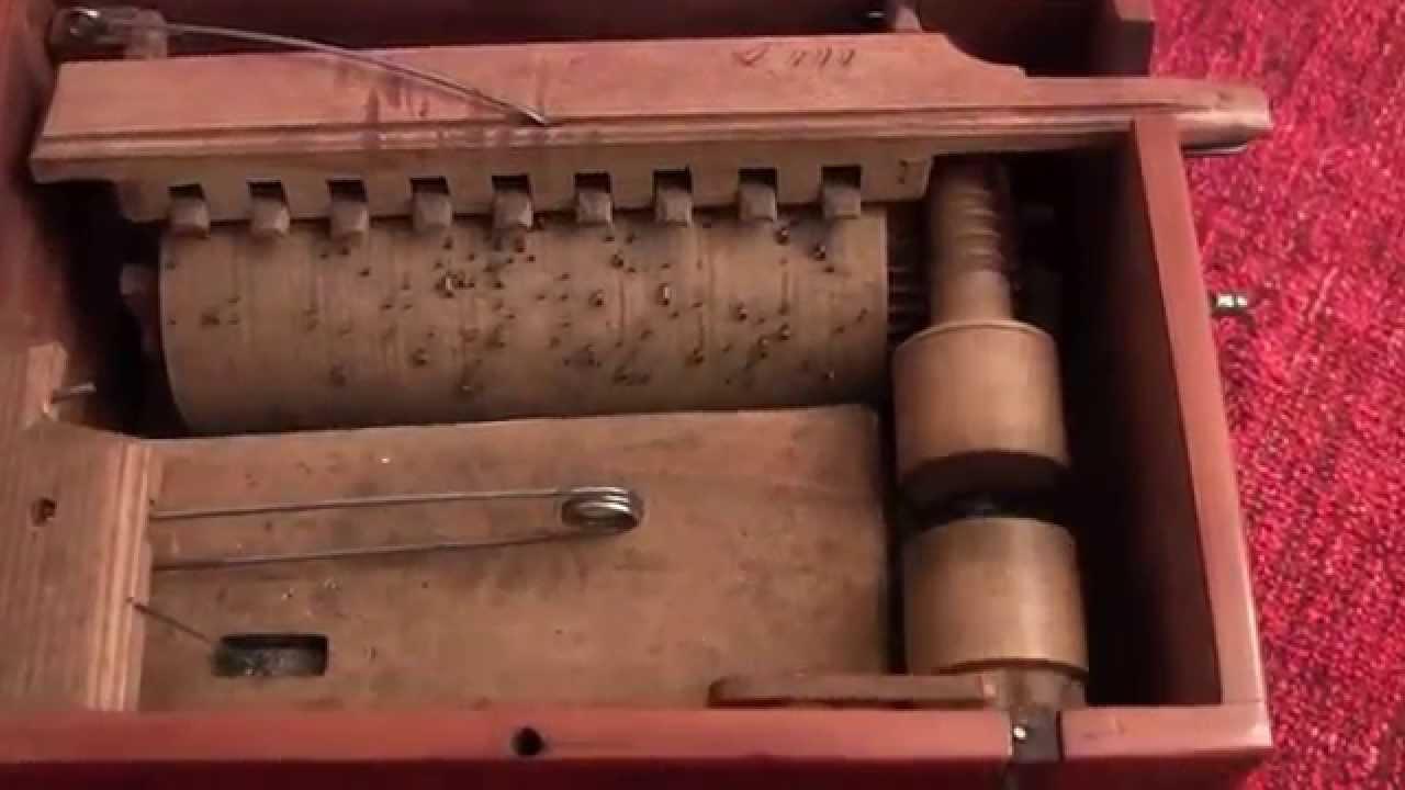 Barker Machine Organ