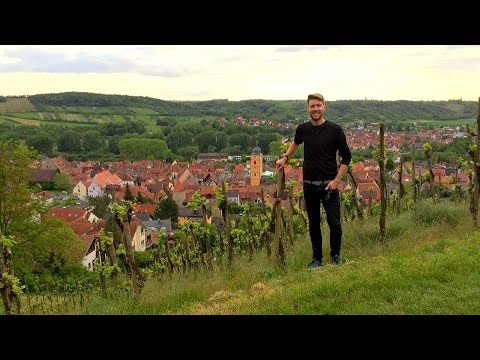 Você queria morar aqui? | Cidade de Sommerhausen na Alemanha