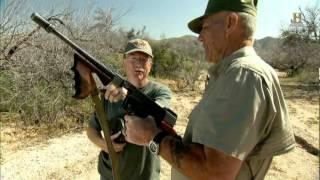 トンプソン・サブマシンガン Thompson submachine gun cal..45 [Audio L Eng.+ R JP]